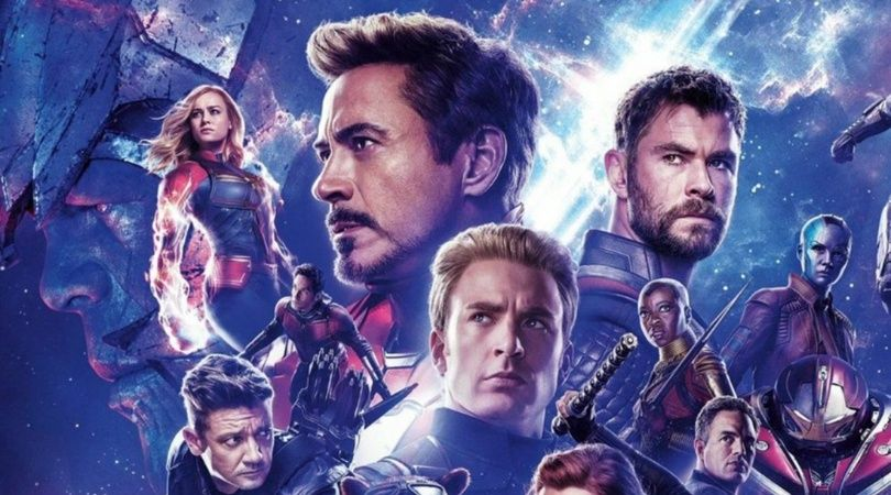 Se Revelaron Los Posters Individuales De Avengers Endgame