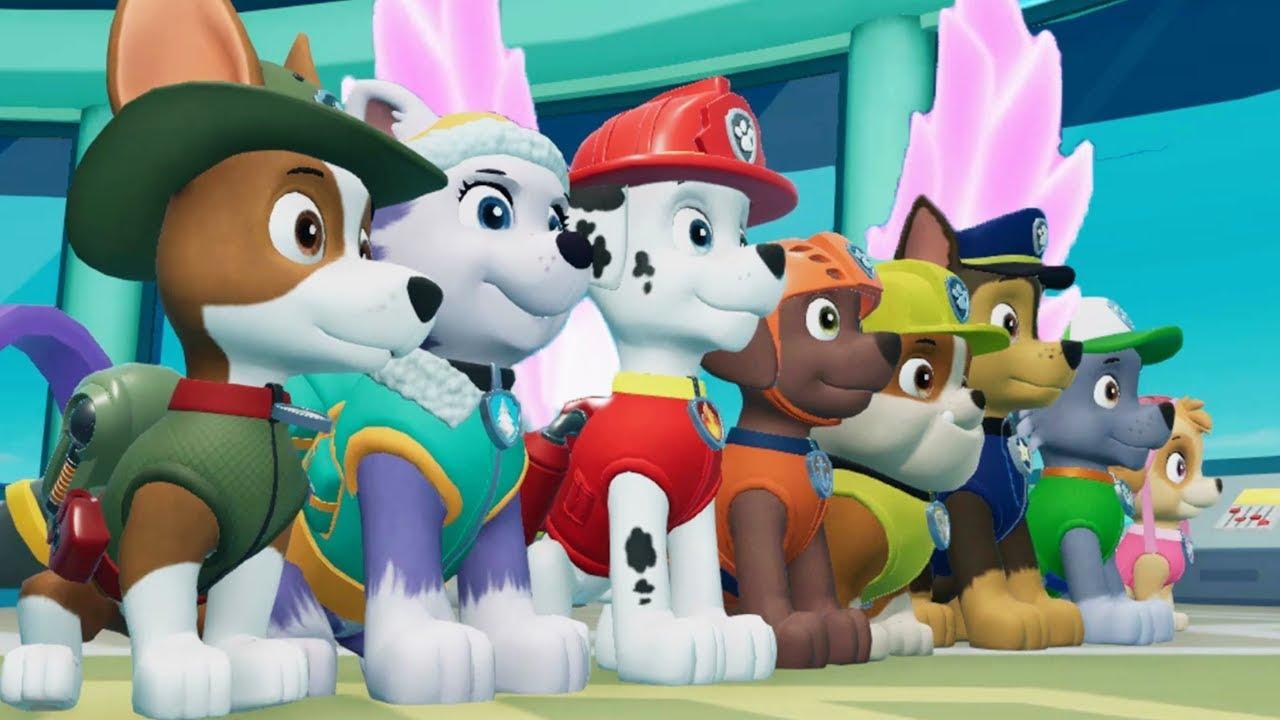 Llega A Los Cines Paw Patrol Mighty Pups