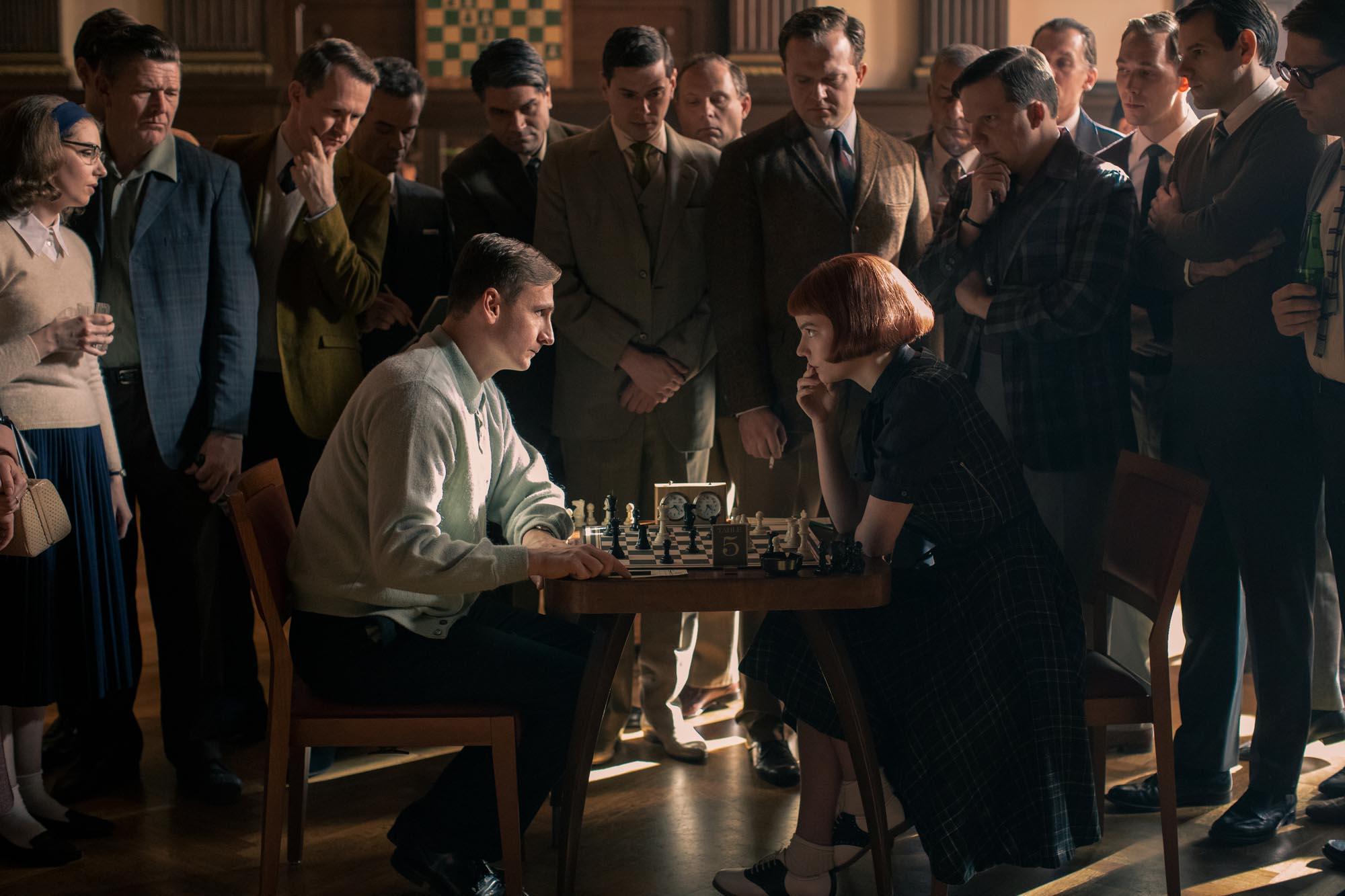 Soundtrack: The Queen's Gambit, de Netflix